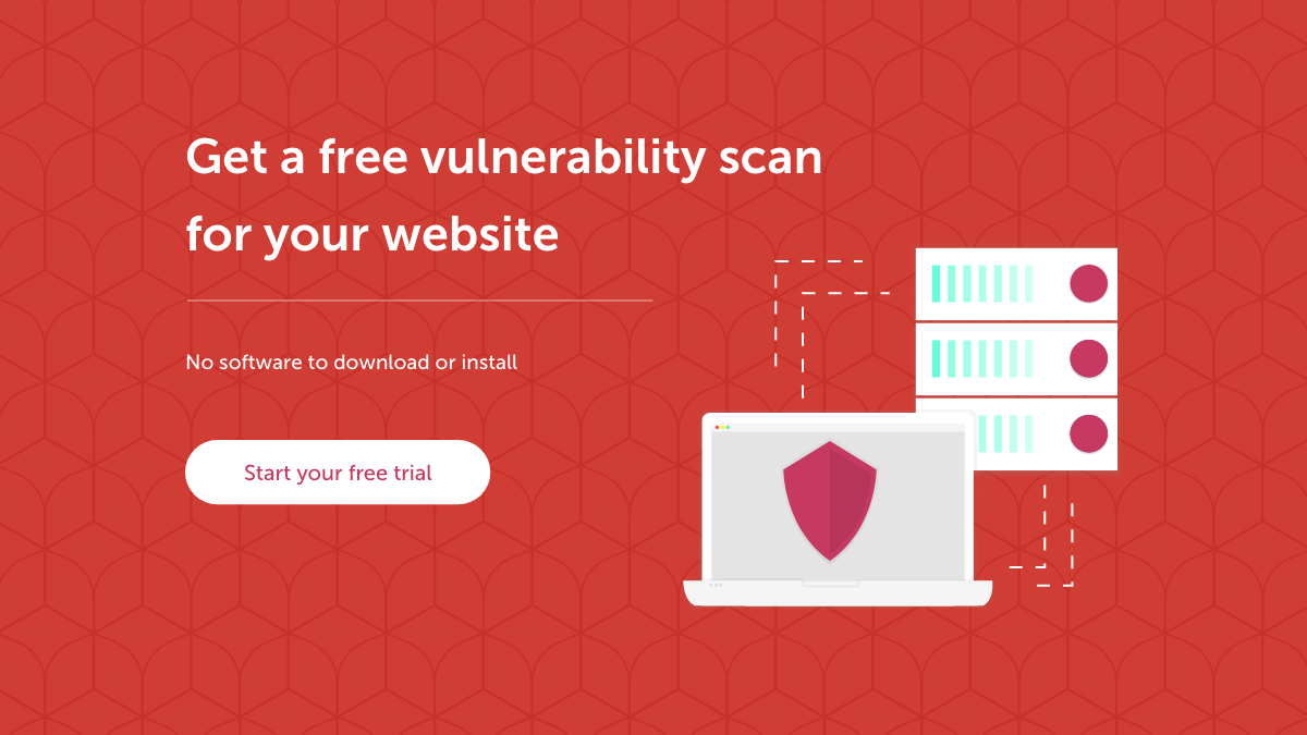 Cantarus Free Trial of AppCheck Vulnerability Scanning