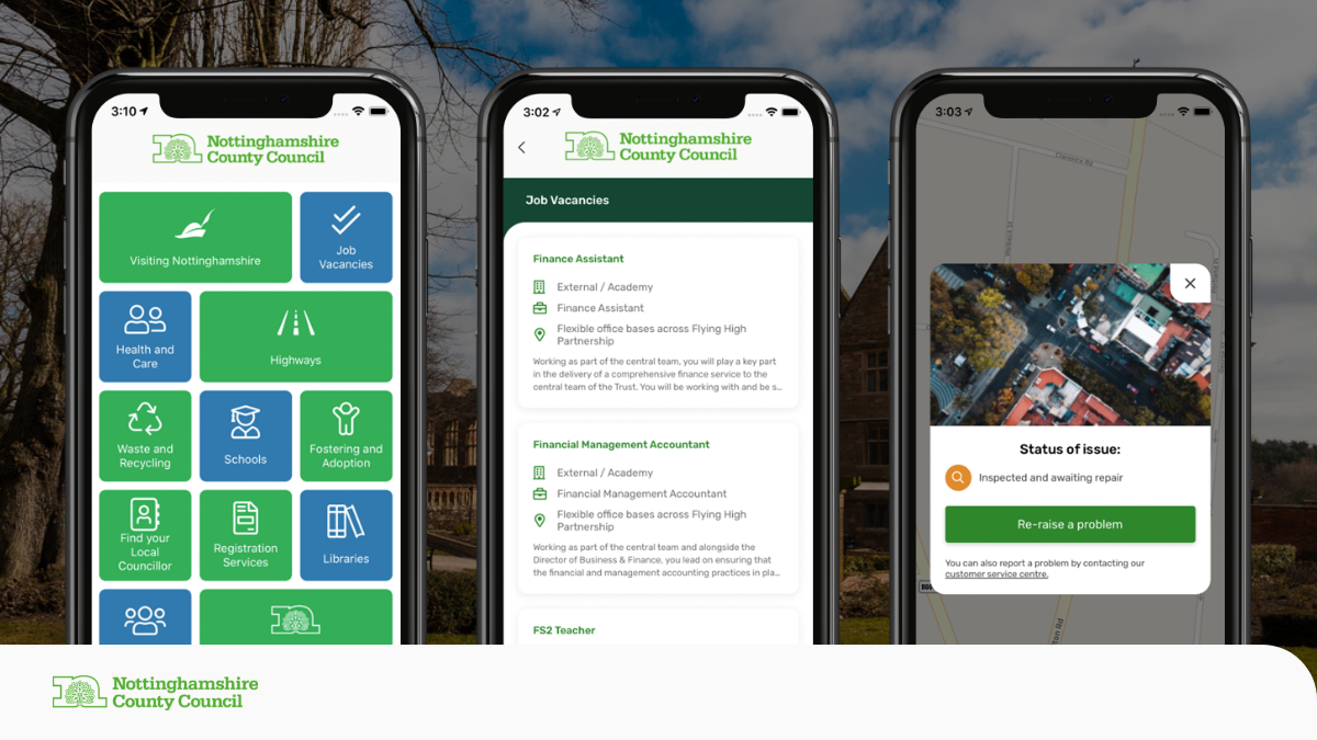 Cantarus Builds MyNotts Mobile App