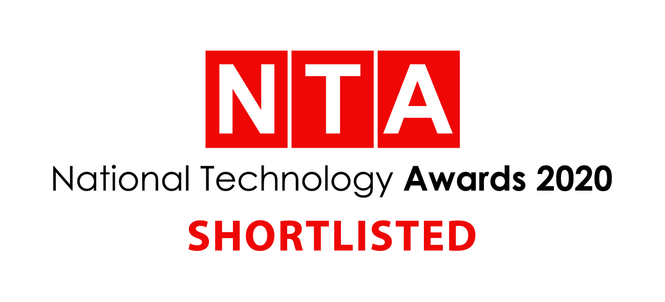 Cantarus Shortlisted for National Technology Awards