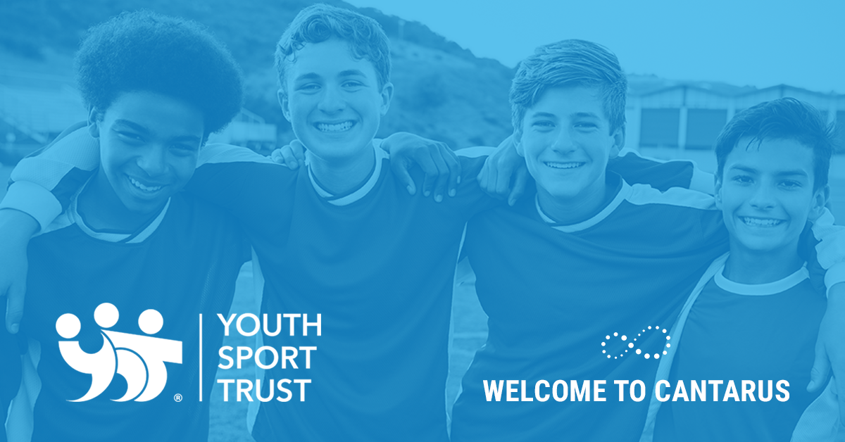 Cantarus and Youth Sport Trust